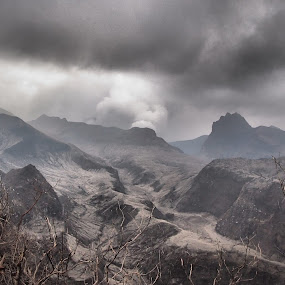 eruption by Andrie Fery - Landscapes Mountains & Hills