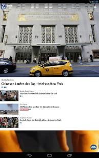 20 Minuten (CH) - screenshot thumbnail