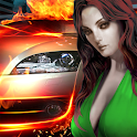 Turbo Hot Speed Car Racing 3D icon