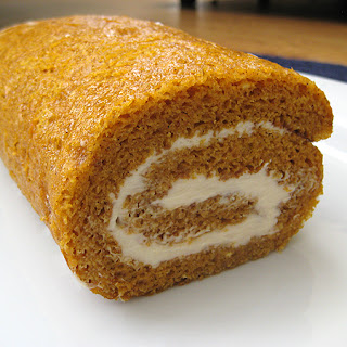 Pumpkin Roll.