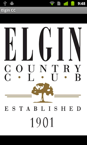Elgin Country Club IL