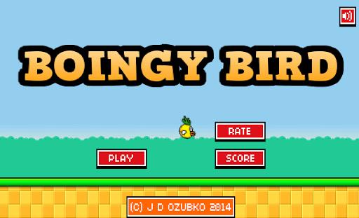 Boingy Bird