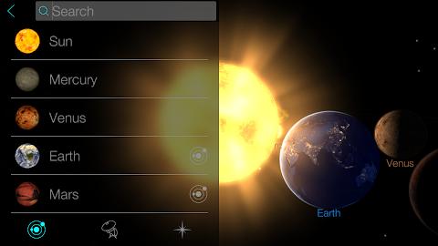 Solar Walk - Planets Screenshot 22