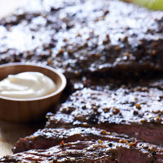 Tim Love's Grilled Skirt Steak with Citrus.