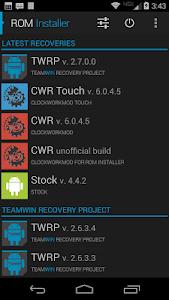 ROM Installer v1.2.5.7