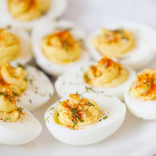 How To Make Deviled Eggs.