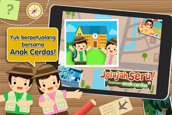 Jelajah Seru - screenshot