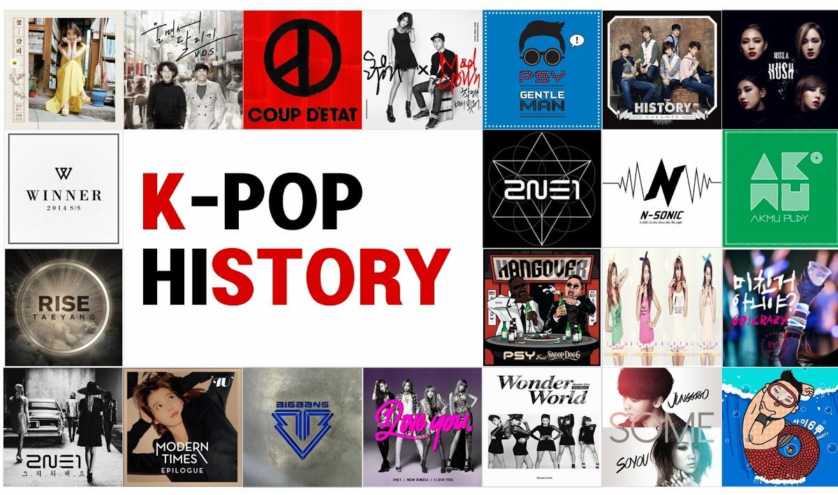 6s Korean Pop Music History - THE YEAR OF 6 ~ 6 - RIAK