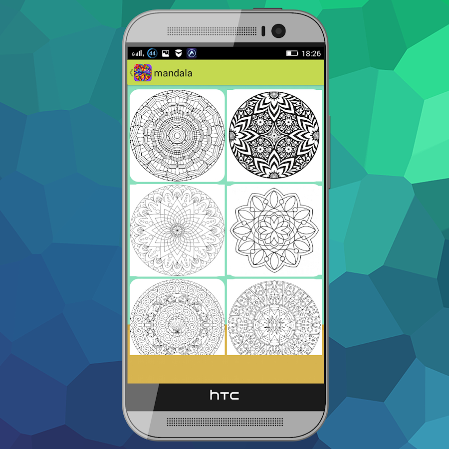 Free coloring pages app