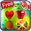 Fruit Bubble Burst Free icon
