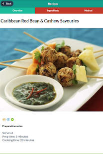 Vegetarian Society Recipes- screenshot thumbnail