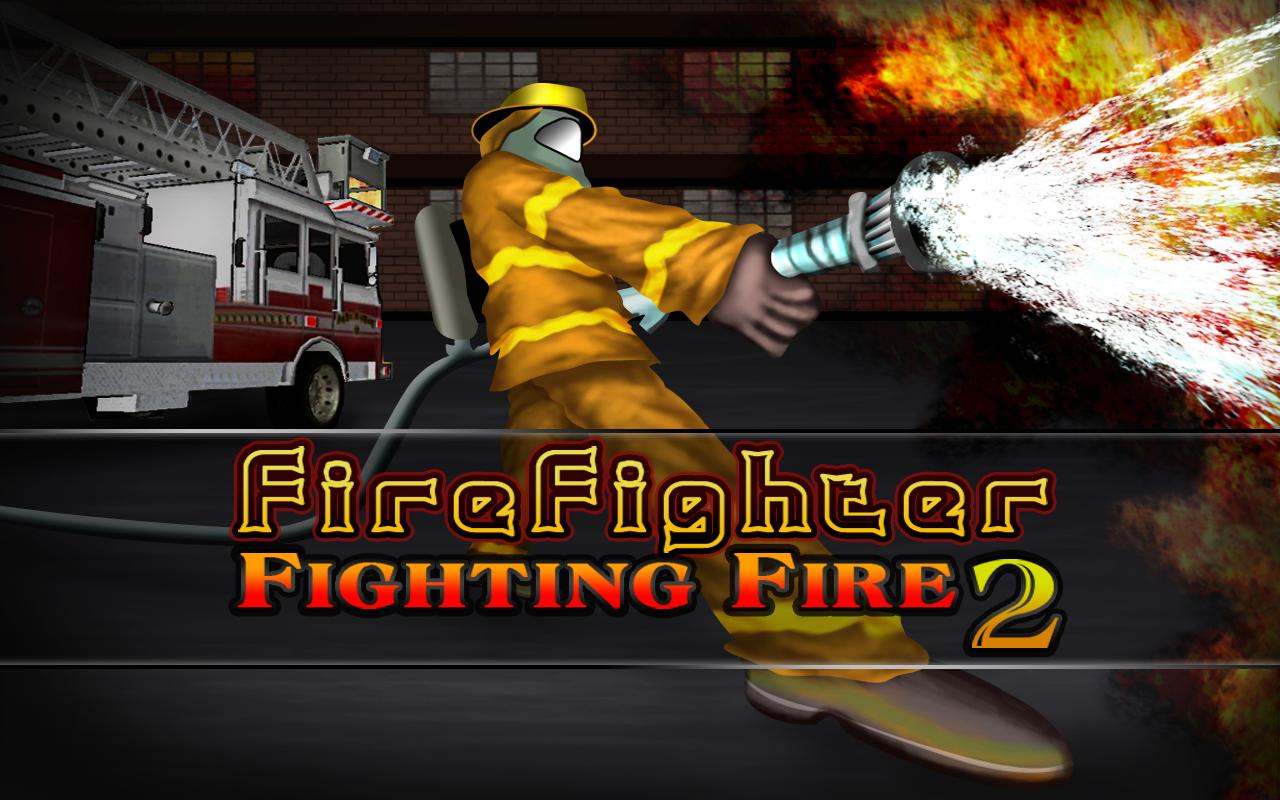 FireFighters Fighting Fire 2 - screenshot