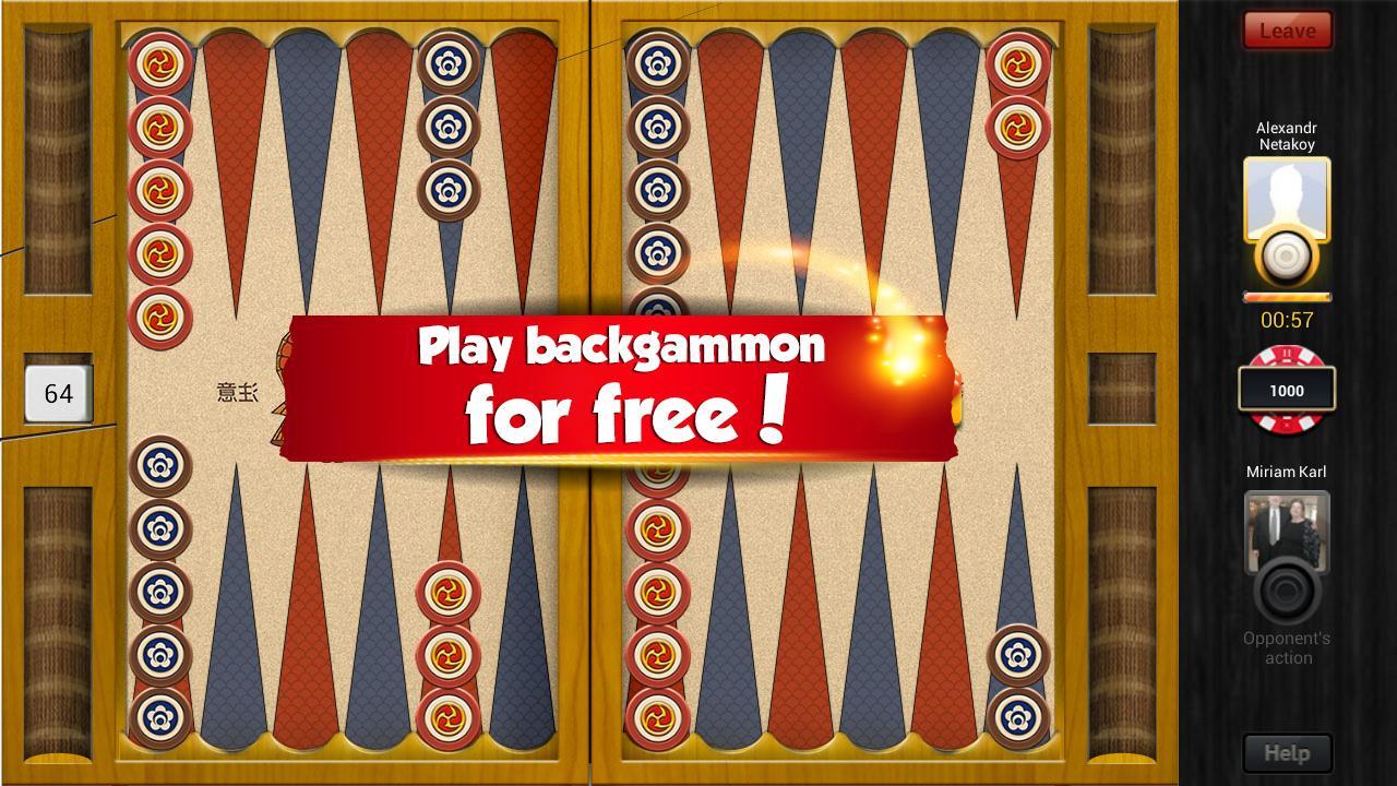 internet backgammon kostenlos