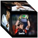 Real Madrid 3D Cube Wallpaper icon