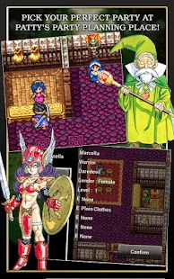 DRAGON QUEST III Screenshot 12