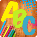 Alphabet Letters Paint 4 Kids