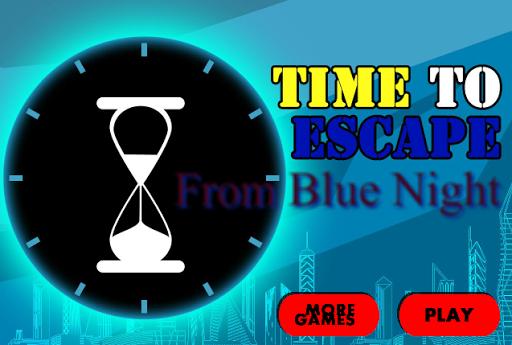BlueNightEscape