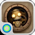 Steam Punk Hola Launcher Theme icon