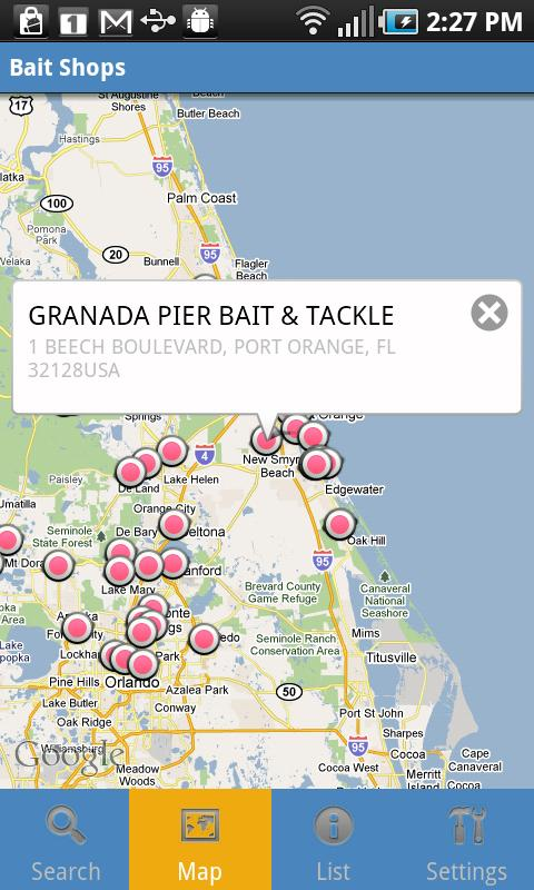 Bait Shops - screenshot