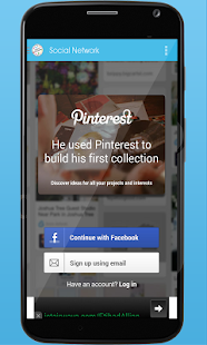 Social Network All in one- screenshot thumbnail