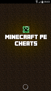 Cheats - Minecraft PE