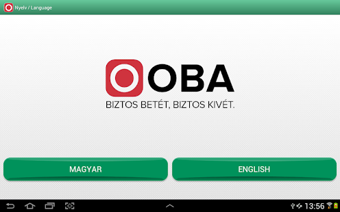 OBA Betétőr- screenshot thumbnail