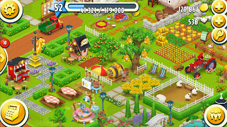 Hay Day APK screenshot thumbnail 1