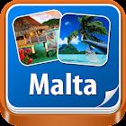 Malta Offline Travel Guide icon