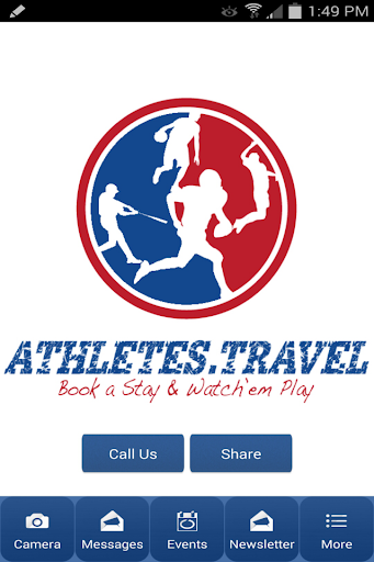 Athletes Travel