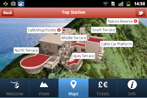 Screenshot of Cable Car