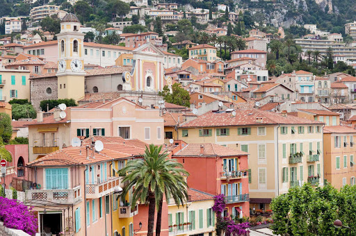 Explore the lovely Villefranche-sur-Mer, on the French Riviera, on your next Mediterranean cruise.