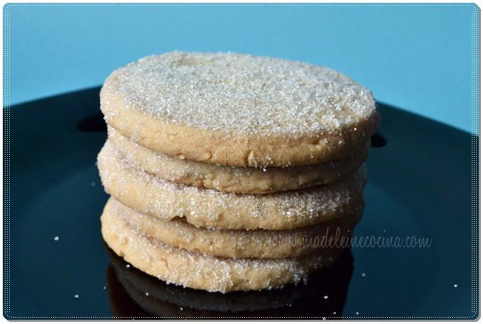 Peanut Sugar Cookies