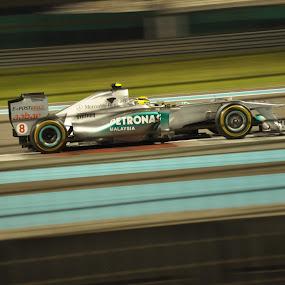 F1 by Carmel Bation - Sports & Fitness Motorsports ( formula 1, grand prix, f1 abu dhabi, mercedes )