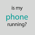 Phone Running logo