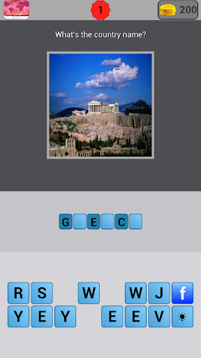 Geography Monuments Quiz