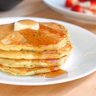 Sweet Zucchini Pancakes.