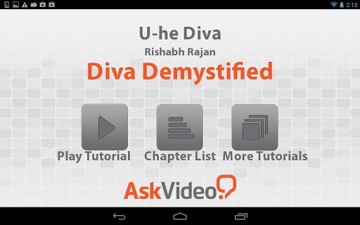 U-he Diva - Diva Demystified