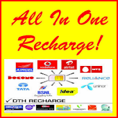 Mobile Recharge All In One