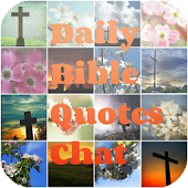 daily Bible quotes chat