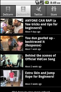 DeStorm - screenshot thumbnail