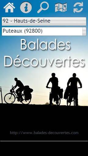 Balades Decouvertes