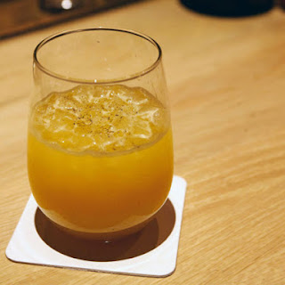 Rouge Tomate's Winter Citrus Punch