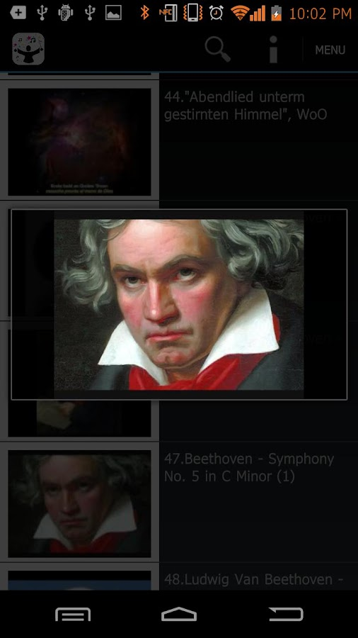 The Classical Music - screenshot