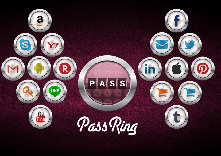 Like a jewelry box-PassRing- screenshot