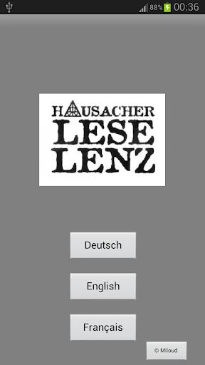 LeseLenz