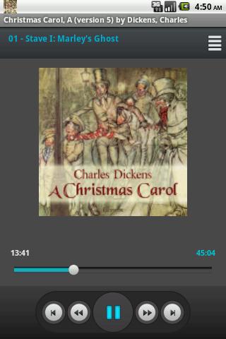 A Christmas Carol by Dickens