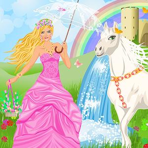 公主和她的魔法馬 休閒 App Store-癮科技App