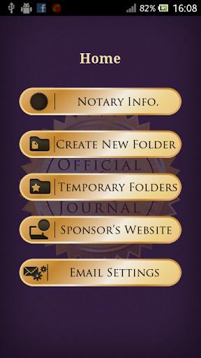 Official Notary Journal 2