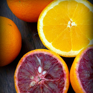 Fennel Citrus & Pomegranate Salad