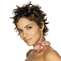 Halle Berry background picture logo
